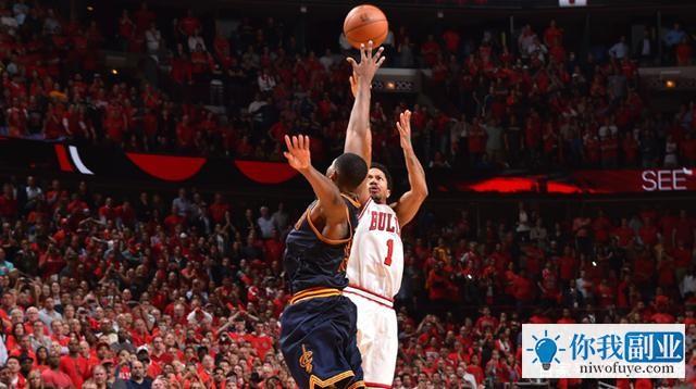 在NBA打球反倒是罗斯的副业